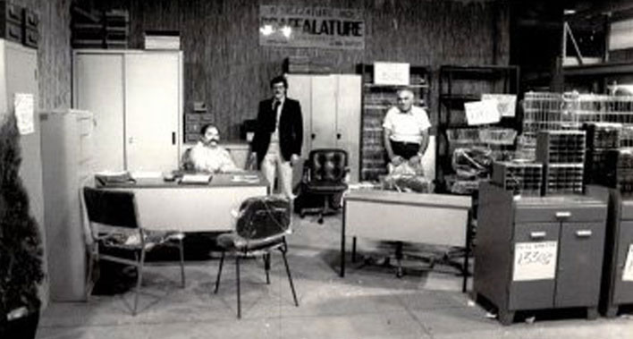 Progettazione e fornitura mobili per uffici negozi magazzini for Magazzini mobili