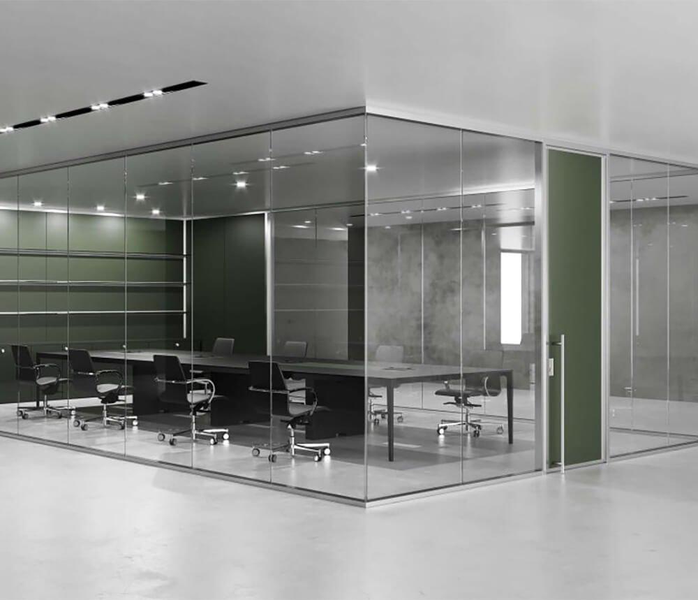 Pareti mobili per ufficio pareti per ambienti di lavoro for Mobili ufficio verona
