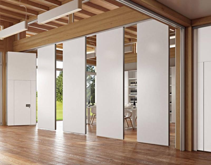 Pareti mobili per ufficio pareti per ambienti di lavoro for Pareti mobili ufficio